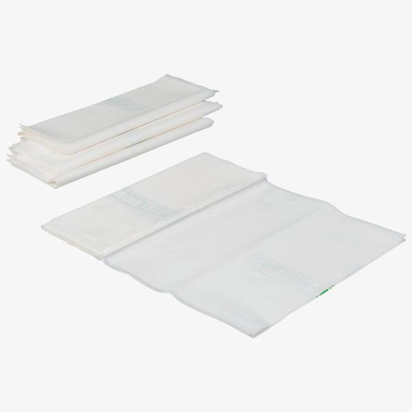 Schutzfolie schwerentflammbar für Curtain-Wall Staubschutzwand Modul 90 cm x 300 cm