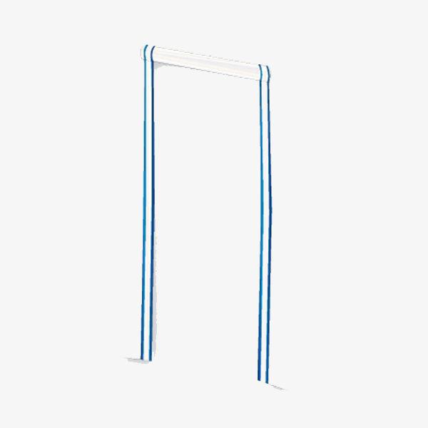 Curtain-Wall Staubschutzwand Curtain-Door Türöffnung Ersatzfolienwand 1,2 m