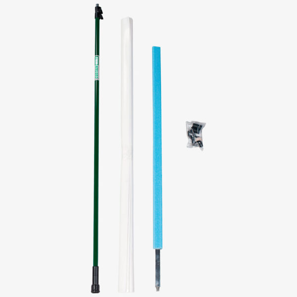 Curtain-Wall Staubschutzwand Erweiterung Ausbau Modul 120 cm